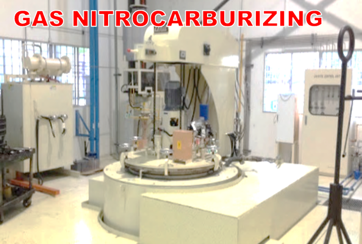Gas Nitrocarburizing
